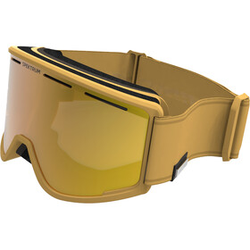 Spektrum Helags Essential Goggles Honey Gold/Zeiss Brown Multi Red
